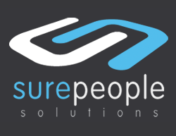 Sure People Solutions logo